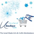 U-Boutique Israel made arts and crafts market place