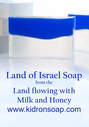 Kidron Soap